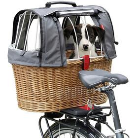 KlickFix Doggy Basket Plus KorbKlip, bast